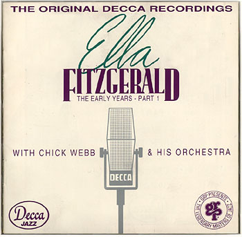Ella Fitzgerald With The Ray Charles Singers When The Hands Of The Clock Pray At Midnight